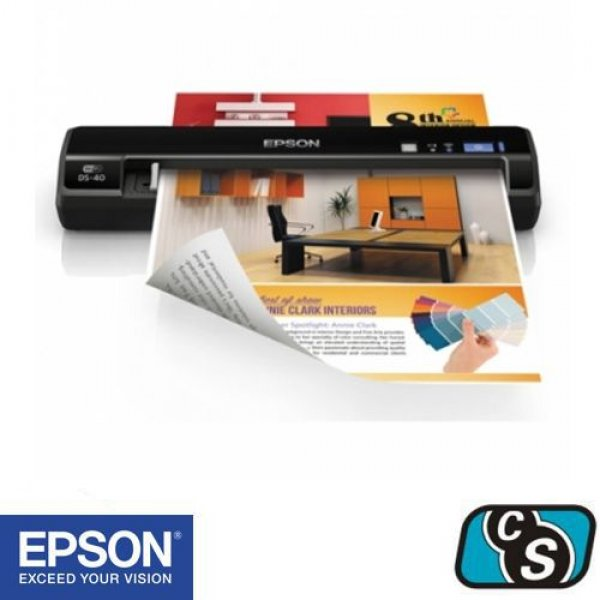 SCANER EPSON WORKFORCE DS-40 50-1200 DPI