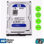 DISCO RIGIDO 1 TERA 64 MB SATA 6 BLUE WESTER DIGITAL