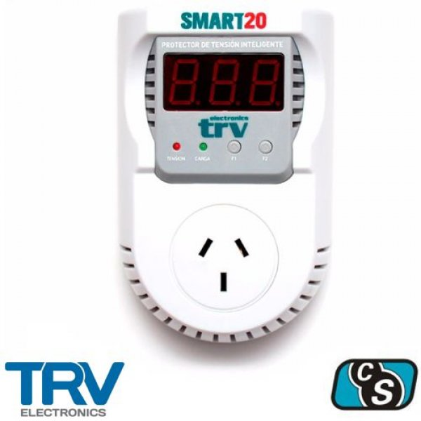 PROTECTOR DE TENSION INTELIGENTE SMART 20 TRV