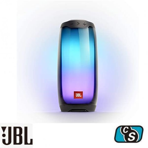 PARLANTE JBL PULSE 4 BLUETOOTH GRIS