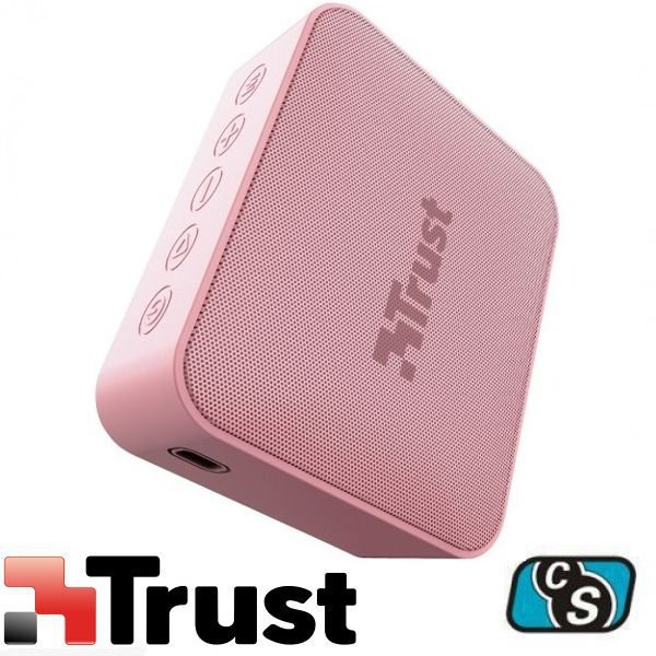 PARLANTE BLUETOOTH TRUST ZOWY ROSA