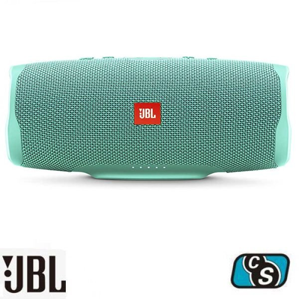 PARLANTE JBL CHARGE 4  BLUETOOTH VERDE AGUA